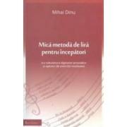 Mica metoda de lira pentru incepatori - Mihai Dinu