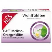 H&S Tee - Gesellschaft mbH & Co. H&S Melisse Orangenblüte Nr. 58