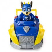 Игрален комплект Пес Патрул - Чейс с превозно средство делукс, 025041