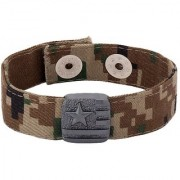 Dare by Voylla Star Spangled Cotton Band Bracelet From Squad Collection