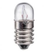 LAMPARA TUBULAR 10x28 E-10 30V 3W