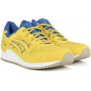 Asics TIGER GEL-LYTE III Sneakers For Men(Yellow)