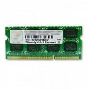 G.Skill 4 GB SO-DIMM DDR3 - 1600MHz - (F3-12800CL9S-4GBSK) G.Skill CL9