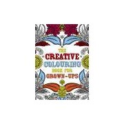 Creative Colouring Book For Grown-ups, The