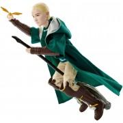 Mattel Harry Potter. Personaggio Articolato Draco Malfoy Versione Quidditch