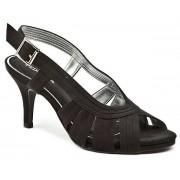 Federica 23-19368 černá dámská společenská obuv EUR 37
