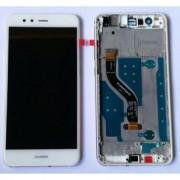 Display cu touchscreen si rama Huawei Mate 10 Lite Original Alb