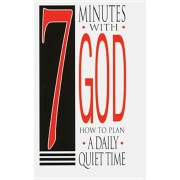 7 Minutes with God 25-Pack: How to Plan a Daily Quiet Time, Paperback
