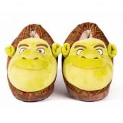 Merkloos Comfortabele Shrek pantoffels voor kids