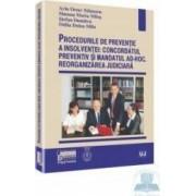 Procedurile de preventie a insolventei - Arin Octav Stanescu
