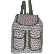 MABA COLLEGE BAG Green Messenger Bag
