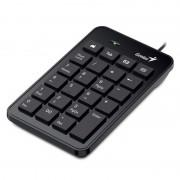 Genius NumPad USB Black billentyuzet (csak numpad) i130
