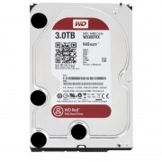 Hard disk WD Red 3TB SATA-III 5400RPM 64MB
