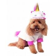 Vegaoo Dumma Mej enhörningskostym för hund Small (38)