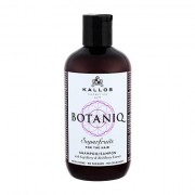 Kallos Cosmetics Botaniq Superfruits Stärkendes Shampoo 300 ml für Frauen