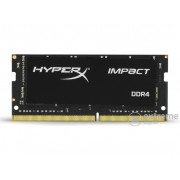 Kingston HYPERX DDR4 16GB 2666MHz CL15 SODIMM Impact HX426S15IB2/16 notebook memorija