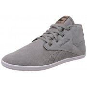Reebok Classics Men's Royal Chka Refocus Grey,Blue,White,Grey And Light Brown Sneakers - 7 UK