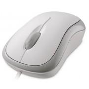 Microsoft Mouse Ottico Compatto Bianco USB Cablato , pulsanti 3, P58-00058
