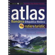 ATLAS RUTIER ROMANIA SI REPUBLICA MOLDOVA