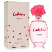 Cabotine Rose For Women By Parfums Gres Eau De Toilette Spray 3.4 Oz