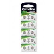 Fossil Camelion 10x SR626SW Knopfzelle (28 mAh)