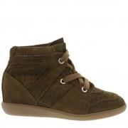 Isabel Marant sneakers Bobby BK0003 bruin