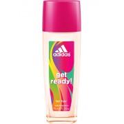 Adidas Get Ready! For Her - deodorant s rozprašovačem 75 ml