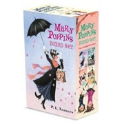 Mary Poppins Boxed Set, Paperback/P. L. Travers