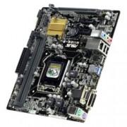 Дънна платка Asus H110M-R/C/SI, H110, LGA1151, DDR4, PCI-E(HDMI/DVI), 4x SATA 6Gb/s, 2x USB 3.0, mATX, bulk