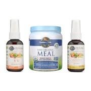 Garden of Life Vegan Starter Bundle (Worth £41.50)