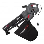 Aspirateur-souffleur de feuilles électrique POWER PLUS POWEG9012
