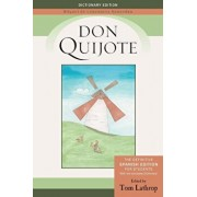 Don Quijote: Spanish Edition and Don Quijote Dictionary for Students, Paperback/Miguel De Cervantes Saavedra