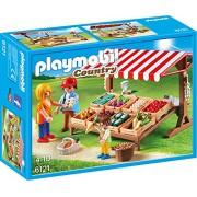 PLAYMOBIL Playmobil Farmer's Market Vegetable Stand