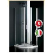 Sprchovací kút AQVA Free 90 x 90 x 190 (v) cm
