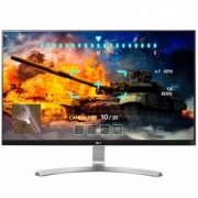 Monitor LED LG 27UD69-W 27--, 3840x2160, IPS, 4K, 1300:1, 5000000:1(DCR), 178/178, 5ms, 300cd, HDMI, Display Port, Black