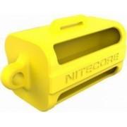 Nitecore NBM40 Magazie acumulatori 18650 Galbena