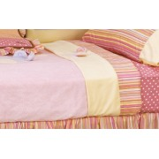 Kids Line Tropical Punch Flat Sheet