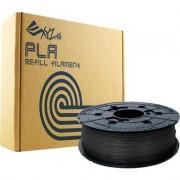 3D nyomtató szál XYZprinting PLA műanyag 1.75 mm Fekete 600 g Utántöltő (1436742)
