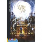 Makkelijk lezen met Disney: Beauty and the Beast Gevangen in een boek