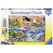 Puzzle Minunatul ocean, 100 piese