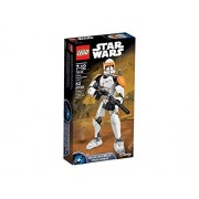 Toy Lego Lego Star Wars Star Wars 75108 Clone Commander Cody Building Kit [Parallel Import Goods]