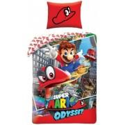 Super Mario ágyneműhuzat 140x200cm 70x90cm