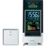 Techno Line vezeték nélküli digitális időjárásjelző állomás színes kijelzővel, WS 6502 (672463)