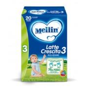 Mellin Spa Mellin 3 Latte Crescita Polvere 700g