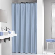 Sealskin Shower Curtain Madeira 180 cm Petrol Blue 238501320