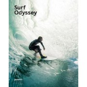 Surf Odyssey: The Culture of Wave Riding, Hardcover