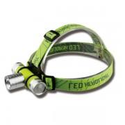 Lanterna Frontala LED BL833 cu Zoom si Functie Power Bank