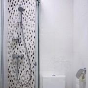 Mozaic Marmura Mix Polisata 3.2 x 1.5 cm (Emperador / Tundra / Mugla)