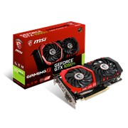 MSI GeForce GTX 1050 TI GAMING 4G DirectX 12 4GB