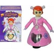 3D Light Musical Dancing Princess Doll